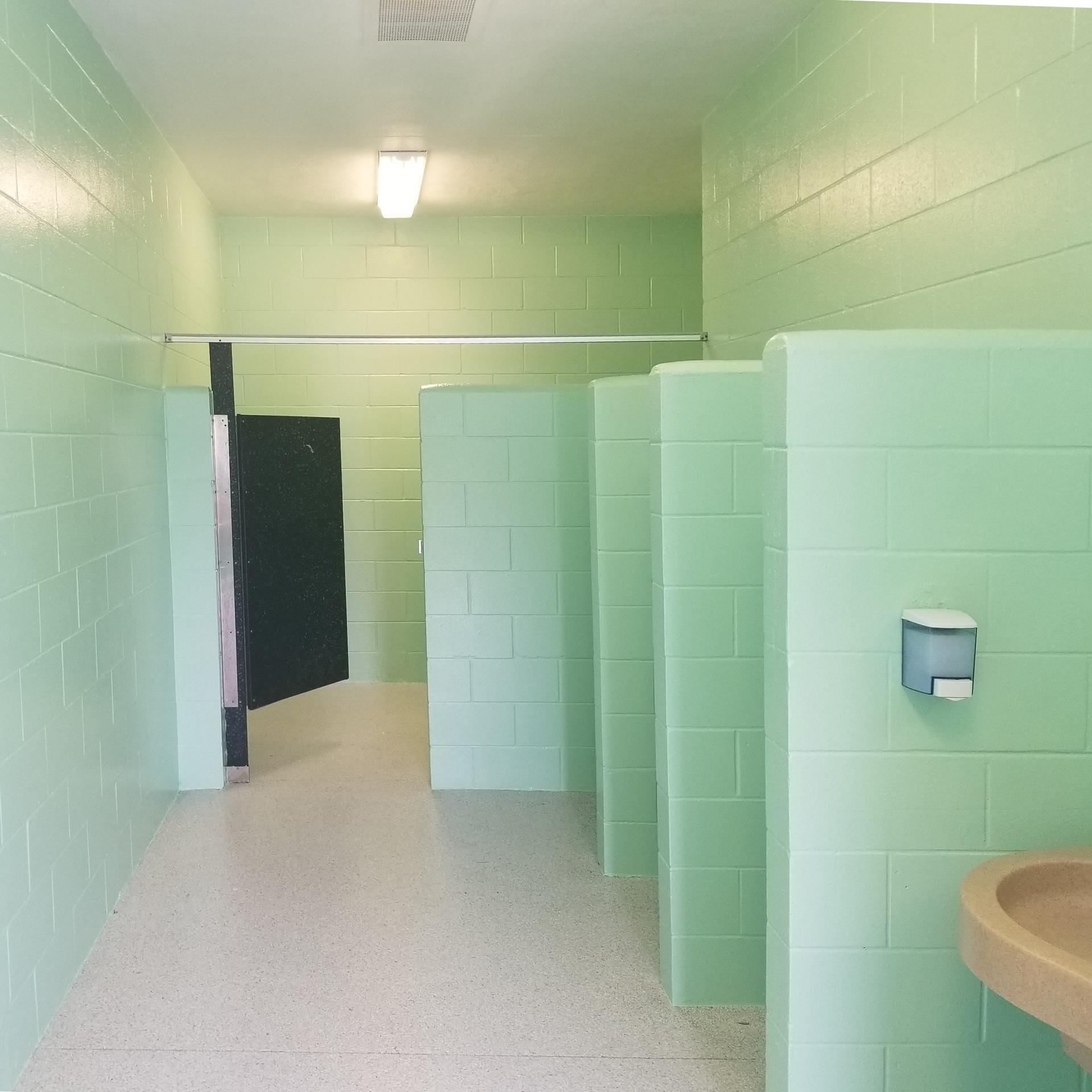 Centennial Park After Bathroom